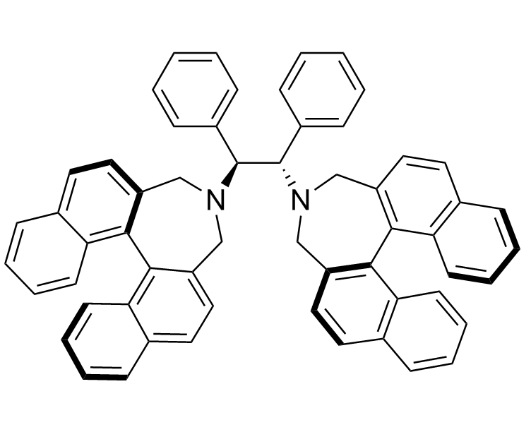 (11bR,11'bR)-4,4'-[(1S,2S)-1,2-Diphenyl-1,2-ethanediyl]bis[4,5-dihydro-3H-dinaphth[2,1-c:1',2'-e]azepine]