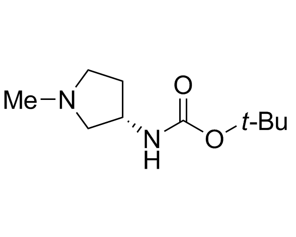 N-[(3S)-1-Methyl-3-pyrrolidinyl]carbamic Acid tert-Butyl Ester