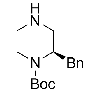 (2R)-2-(Phenylmethyl)-1-piperazinecarboxylic Acid 1,1-Dimethylethyl Ester