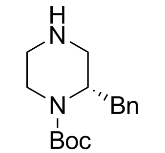 (2S)-2-(Phenylmethyl)-1-piperazinecarboxylic Acid 1,1-Dimethylethyl Ester