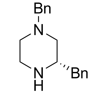 (3S)-1,3-Bis(phenylmethyl)piperazine