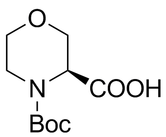 (3S)-3,4-Morpholinedicarboxylic Acid 4-(1,1-Dimethylethyl) Ester