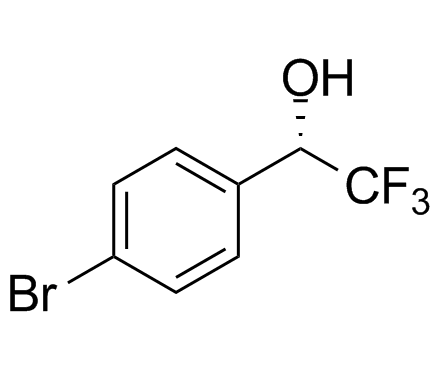 (αS)-4-Bromo-α-(trifluoromethyl)benzenemethanol